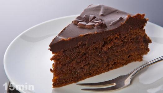 Sacher Torte – традиционный немецкий торт