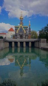 Russische Orthodoxe Kirche in Darmstadt