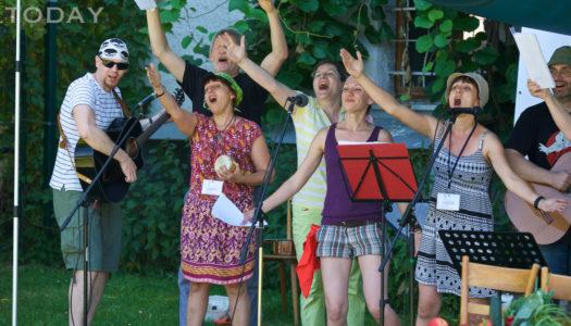 Эхо фестиваля самодеятельной песни «В Кастрюле»
