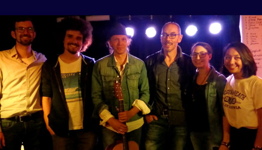 Конкурс авторов-исполнителей Song Slam Karlsruhe