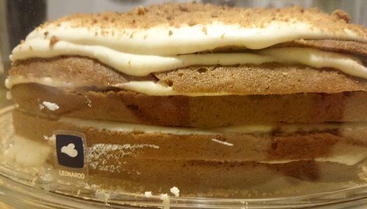 Торт медовый: быстро, просто, вкусно