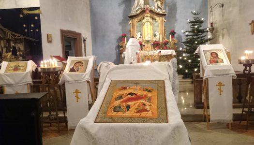 Православное Рождество 2019 в Хайдельберге
