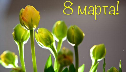 Международный женский день 8 марта в Германии