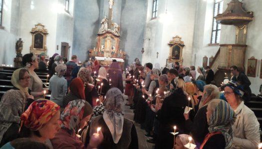Соборование в православной общине Хайдельберга