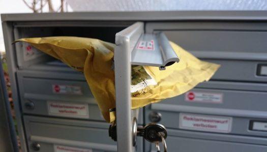 Доставка посылок:  DHL умеет удивлять
