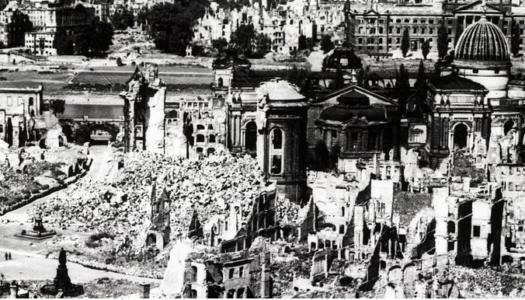 75-я годовщина бомбардировки Дрездена