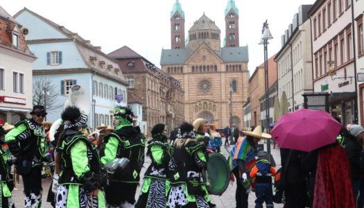 Карнавал в Германии – пятое время года