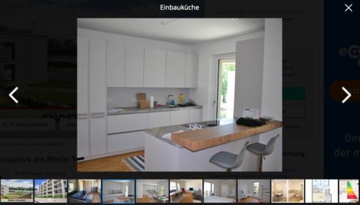 Снять квартиру в Германии очень сложно